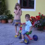 KIndererlebnis am Familienbauernhof
