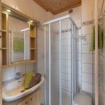 Badezimmer... Wohnung Kaminfeuer