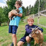 Freundschaft zwischen Mensch und Tier... sooo schön :)
