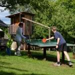 Tischtennis - Wer wohl gewinnt?