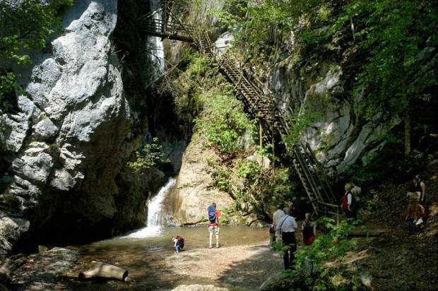 Kesselfallklamm - Tourismus Semriach