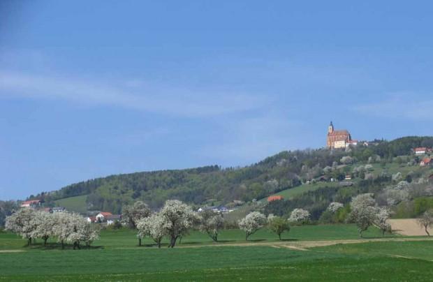 Kirche Pöllauberg - TV Naturpark Pöllauer Tal