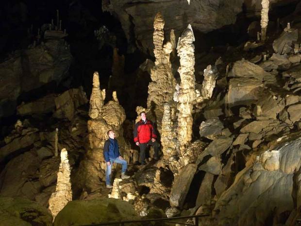 Lurgrotte Tropfsteinhöhle - Tourismus Semriach