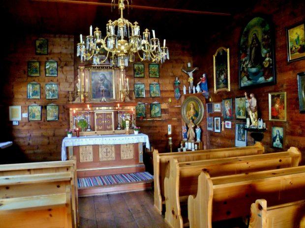 Schüsserlbrunn Altar_Almenland_Foto Pollhammer