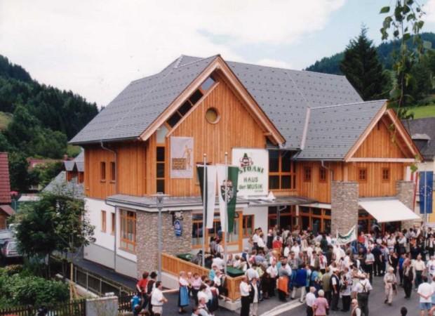 Stoani Haus -Almenlandbüro