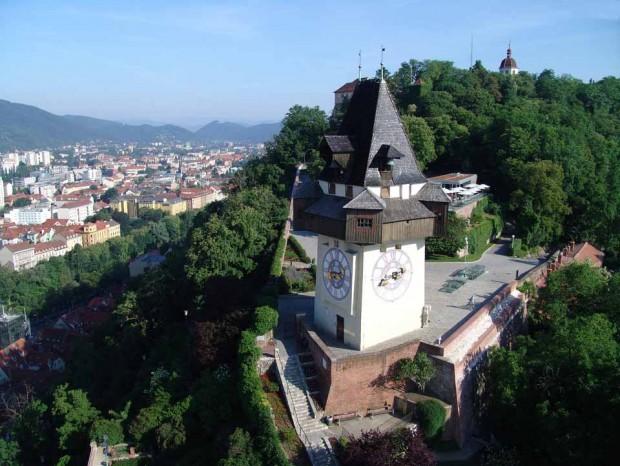 Uhrturm - Graz - Tourismus