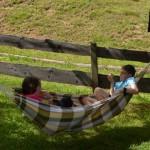 Urlaub am Familienbauernhof